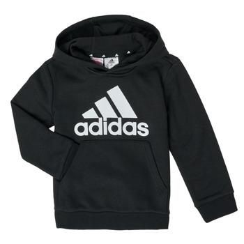 Υφασμάτινα Αγόρι Φούτερ adidas Performance B BL HD Black