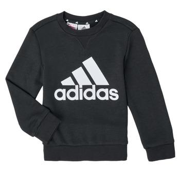 Υφασμάτινα Αγόρι Φούτερ adidas Performance B BL SWT Black