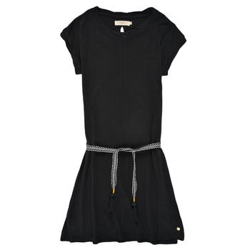 Υφασμάτινα Κορίτσι Κοντά Φορέματα Deeluxe TIME Black