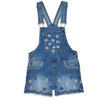 Υφασμάτινα Κορίτσι Ολόσωμες φόρμες / σαλοπέτες Desigual 21SGDD04-5053 Μπλέ