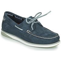 Παπούτσια Άνδρας Boat shoes Timberland ATLANTIS BREAK BOAT SHOE Μπλέ