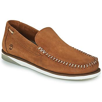 Παπούτσια Άνδρας Boat shoes Timberland ATLANTIS BREAK VENETIAN Cognac
