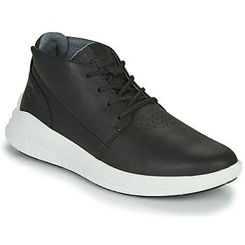 Παπούτσια Άνδρας Χαμηλά Sneakers Timberland BRADSTREET ULTRA PT CHK Black