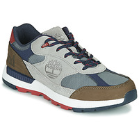 Παπούτσια Άνδρας Χαμηλά Sneakers Timberland FIELD TREKKER LOW F/L Grey