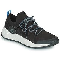 Παπούτσια Άνδρας Χαμηλά Sneakers Timberland SOLAR WAVE LOW KNIT Black