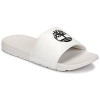 Παπούτσια Τσόκαρα Timberland PLAYA SANDS SPORTS SLIDE Άσπρο