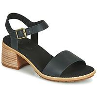Παπούτσια Γυναίκα Σανδάλια / Πέδιλα Timberland LAGUNA SHORE MID HEEL Black