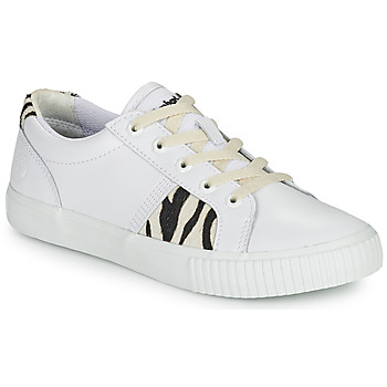 Παπούτσια Γυναίκα Χαμηλά Sneakers Timberland SKYLA BAY OXFORD Άσπρο