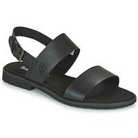 Παπούτσια Γυναίκα Σανδάλια / Πέδιλα Timberland CHICAGO RIVERSIDE 2 BAND Black