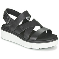 Παπούτσια Γυναίκα Σανδάλια / Πέδιλα Timberland SAFARI DAWN FRONT STRAP Black