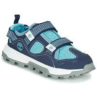 Παπούτσια Παιδί Σανδάλια / Πέδιλα Timberland TREELINE FISHERMAN Μπλέ