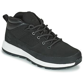Παπούτσια Άνδρας Χαμηλά Sneakers Timberland SPRINT TREKKER SUPER OX Black