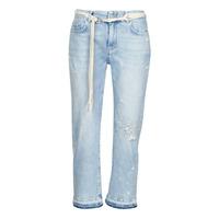 Υφασμάτινα Γυναίκα Jeans 3/4 & 7/8 Desigual PONDIO Μπλέ