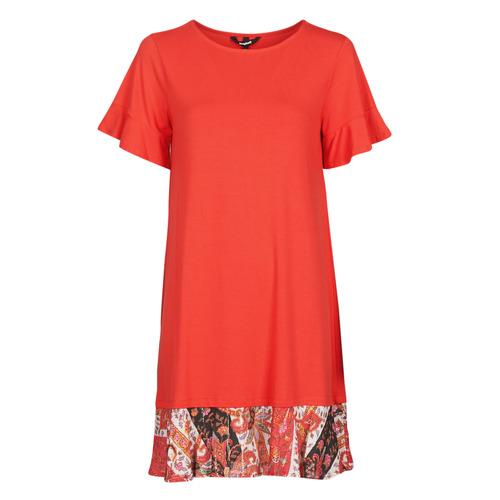 Υφασμάτινα Γυναίκα Κοντά Φορέματα Desigual KALI Red