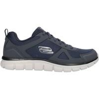 Παπούτσια Άνδρας Χαμηλά Sneakers Skechers 52631 Blue