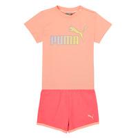 Υφασμάτινα Κορίτσι Σετ Puma BB SET ABRI Ροζ