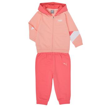 Υφασμάτινα Κορίτσι Σετ Puma BB MINICATS REBEL Ροζ / Grey