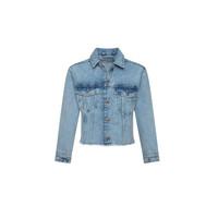 Υφασμάτινα Κορίτσι Τζιν Μπουφάν/Jacket  Pepe jeans NICOLE JACKET Μπλέ