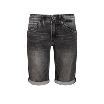 Υφασμάτινα Αγόρι Σόρτς / Βερμούδες Pepe jeans CASHED SHORT Grey