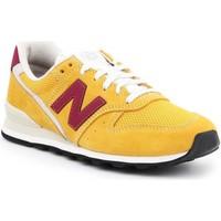 Παπούτσια Γυναίκα Χαμηλά Sneakers New Balance WL996SVD yellow