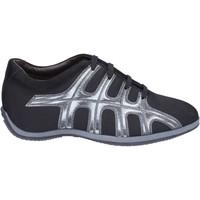 Παπούτσια Γυναίκα Sneakers Hogan Αθλητικά BK587 Μαύρος