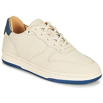 Παπούτσια Χαμηλά Sneakers Clae MALONE Beige / Μπλέ