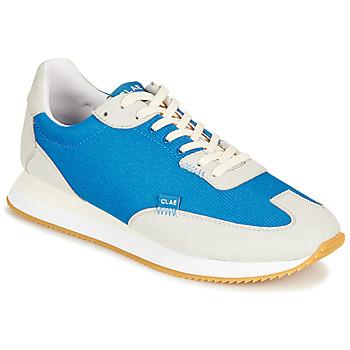 Παπούτσια Χαμηλά Sneakers Clae RUNYON Μπλέ / Grey