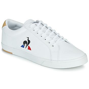 Παπούτσια Άνδρας Χαμηλά Sneakers Le Coq Sportif VERDON II Άσπρο / Brown