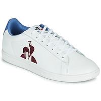 Παπούτσια Άνδρας Χαμηλά Sneakers Le Coq Sportif MASTER COURT Άσπρο / Μπλέ
