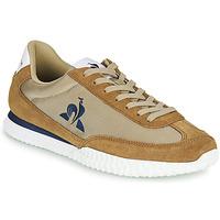 Παπούτσια Άνδρας Χαμηλά Sneakers Le Coq Sportif VELOCE Brown / Μπλέ