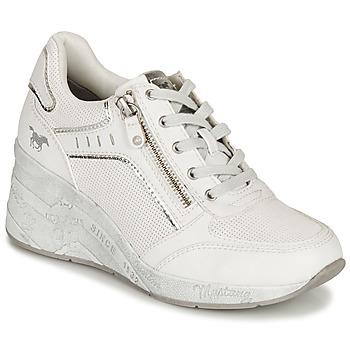 Παπούτσια Γυναίκα Χαμηλά Sneakers Mustang NULUK Beige