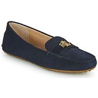 Παπούτσια Γυναίκα Μοκασσίνια Lauren Ralph Lauren BARNSBURY FLATS CASUAL Marine