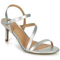 Παπούτσια Γυναίκα Σανδάλια / Πέδιλα Lauren Ralph Lauren LANDYN Silver