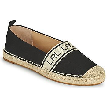 Παπούτσια Γυναίκα Εσπαντρίγια Lauren Ralph Lauren CAYLEE Black