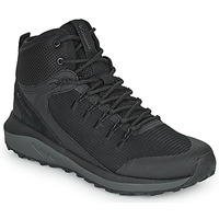 Παπούτσια Άνδρας Πεζοπορίας Columbia TRAILSTORM MID WATERPROOF Black