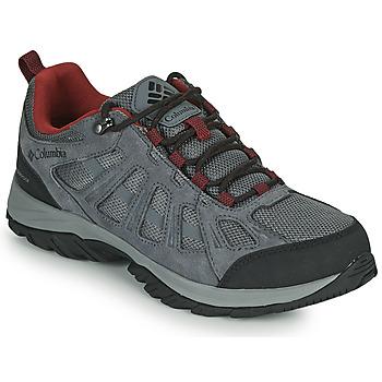 Παπούτσια Άνδρας Πεζοπορίας Columbia REDMOND III WATERPROOF Grey