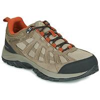 Παπούτσια Άνδρας Πεζοπορίας Columbia REDMOND III WATERPROOF Brown