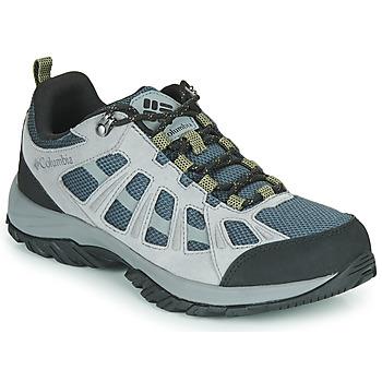 Παπούτσια Άνδρας Πεζοπορίας Columbia REDMOND III Grey