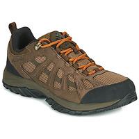 Παπούτσια Άνδρας Πεζοπορίας Columbia REDMOND III Brown