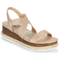 Παπούτσια Γυναίκα Σανδάλια / Πέδιλα Elue par nous JELLYA Ροζ / Silver