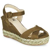 Παπούτσια Γυναίκα Σανδάλια / Πέδιλα Elue par nous JOHAN Green