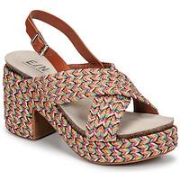 Παπούτσια Γυναίκα Σανδάλια / Πέδιλα Elue par nous JOMARIN Beige
