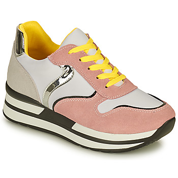 Xαμηλά Sneakers Elue par nous JORONA ΣΤΕΛΕΧΟΣ: Συνθετικό & ΕΠΕΝΔΥΣΗ: Ύφασμα & ΕΣ. ΣΟΛΑ: Δέρμα & ΕΞ. ΣΟΛΑ: Καουτσούκ