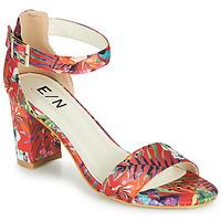 Παπούτσια Γυναίκα Σανδάλια / Πέδιλα Elue par nous JOUAL Red