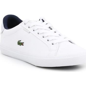 Παπούτσια Γυναίκα Χαμηλά Sneakers Lacoste Grad Vulc 7-29SPW1043X96 white