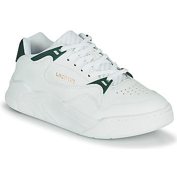 Παπούτσια Γυναίκα Χαμηλά Sneakers Lacoste COURT SLAM 0721 1 SFA Άσπρο / Green