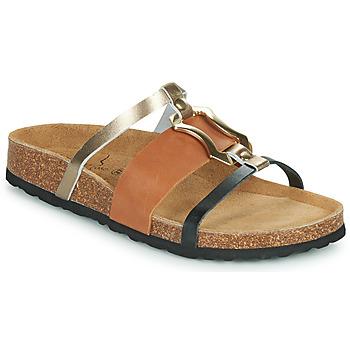 Παπούτσια Γυναίκα Τσόκαρα Metamorf'Ose JA Brown