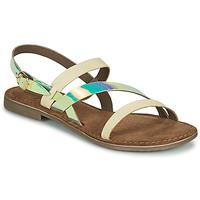 Παπούτσια Γυναίκα Σανδάλια / Πέδιλα Metamorf'Ose JALADIN Άσπρο