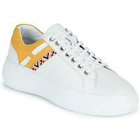 Παπούτσια Γυναίκα Χαμηλά Sneakers Metamorf'Ose JANINA Yellow
