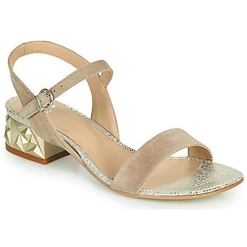 Παπούτσια Γυναίκα Σανδάλια / Πέδιλα Perlato 11817-CAM-FREJE-STONE Beige / Gold